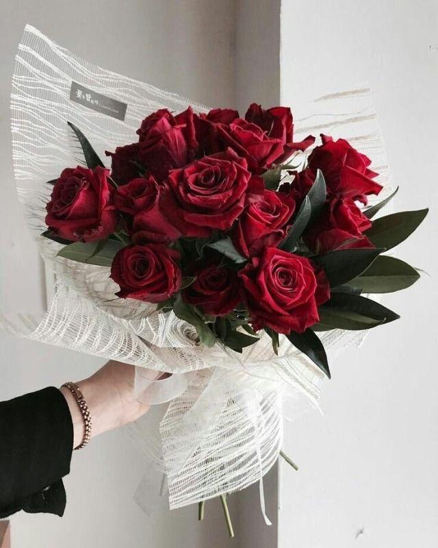 Buralarhepbihuzun Buralarhepbihuzun Roses Bouquet Gift Flowers Bouquet Gift Red Rose Bouquet
