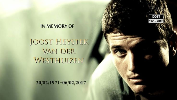 Pride. Passion. Power. Joost.