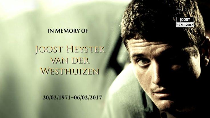 Sumari Botha - 'Number 9' - Joost van der Westhuizen Memorial Service