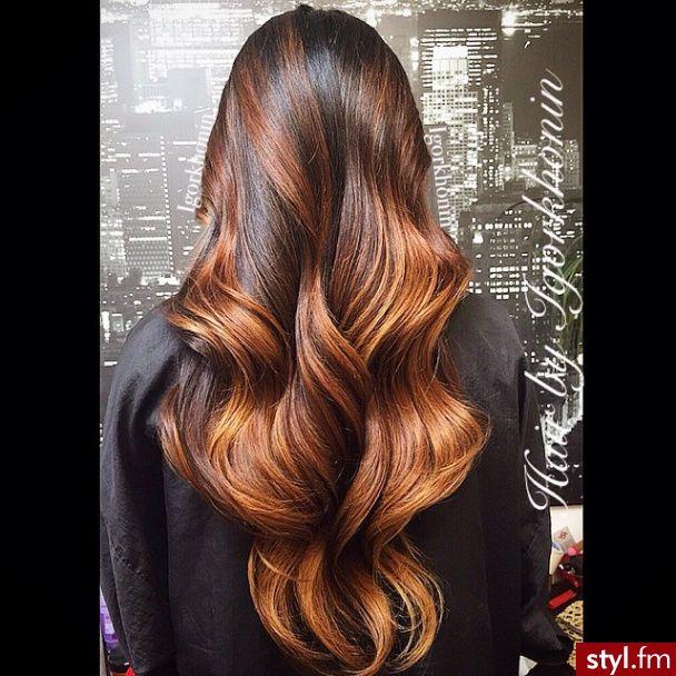 Love the ombre hair. Beauty experts at LASH Eyelash Studio and Spa. #lashstudiohouston #houstonbeauty