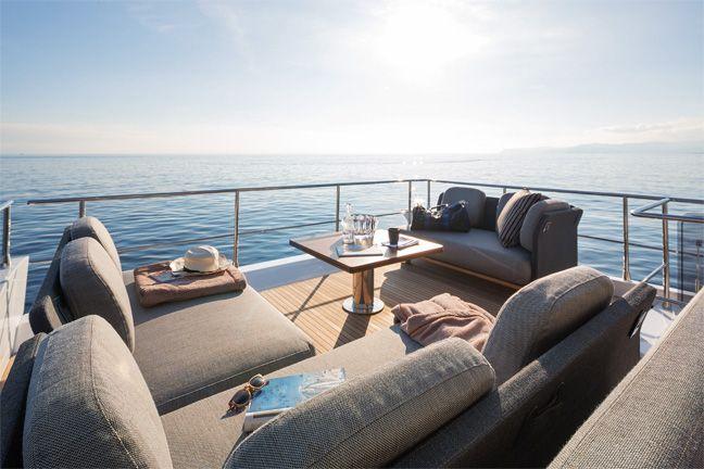 Azimut Yachts : 17 bateaux présents au Cannes Yachting Festival 2016.