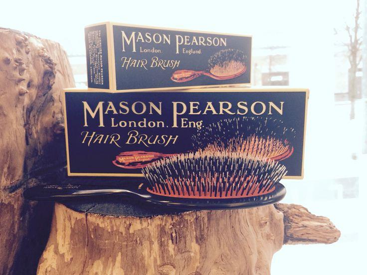 Mason Pearson brush ❤️