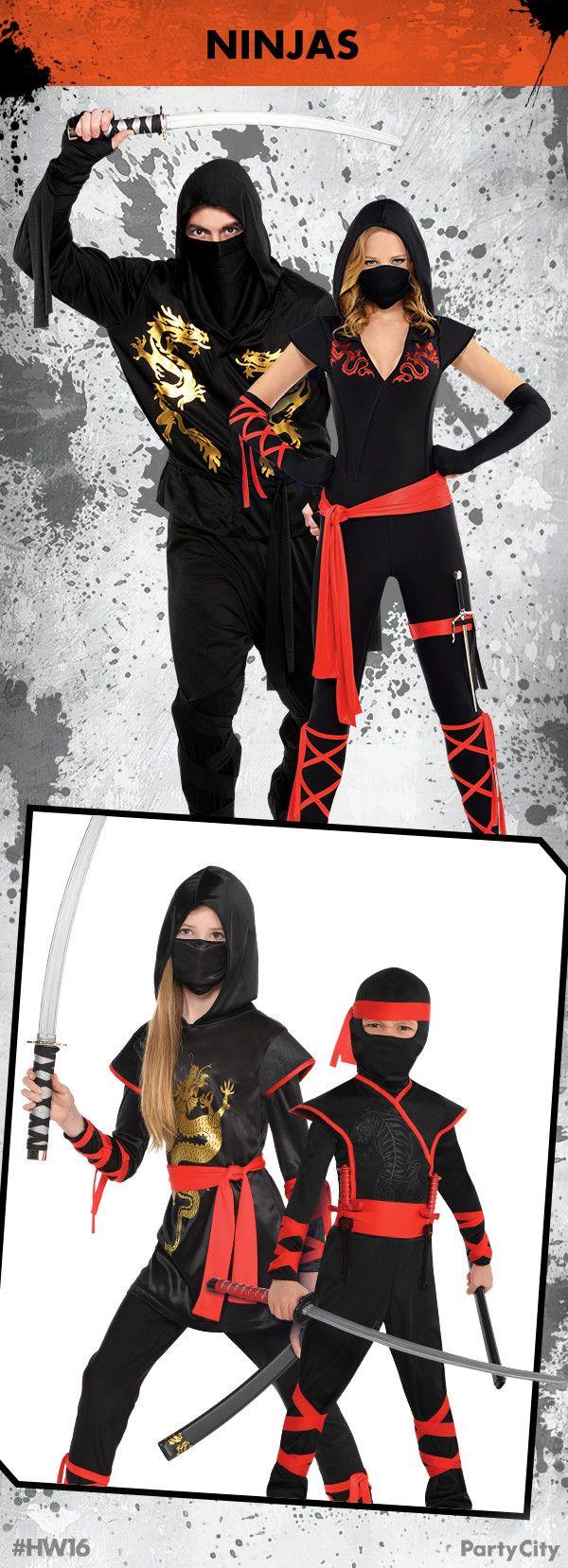 Best 10+ Ninja costumes ideas on Pinterest | Ninja mask, Ninja ...