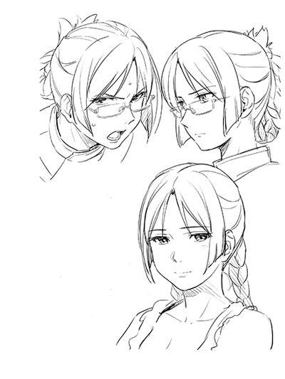 「翠星のガルガンティア」アニメ公式サイト | キャラクター | リジット