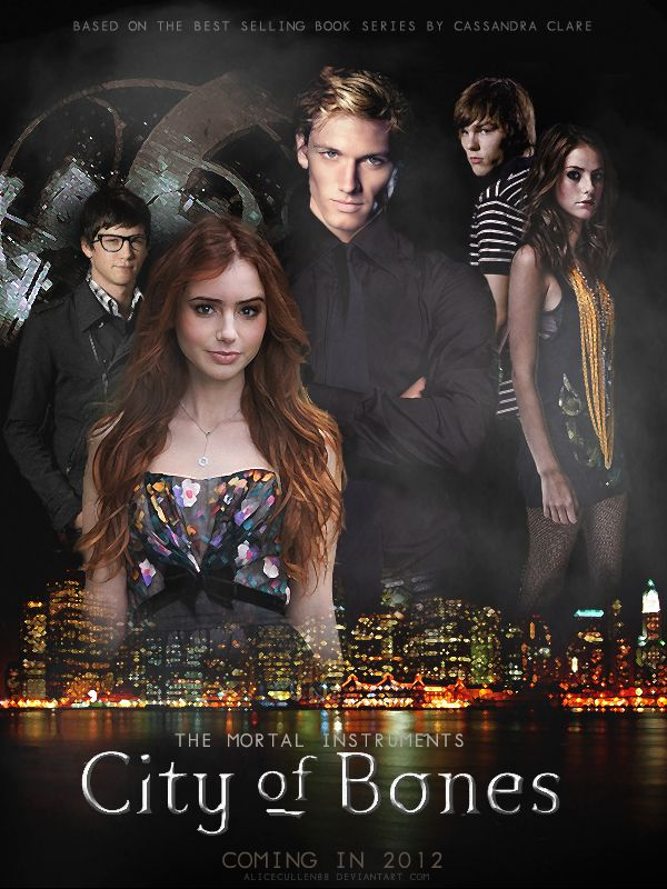 city of bones film