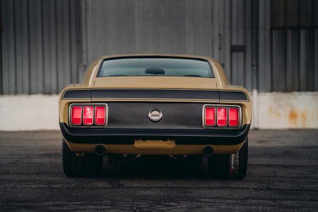 Robert Downey Jr S Boss 302 Ford Mustang Boss Mustang Boss