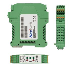 NXW302 - RELAY OUTPUTS CARD - The NXW302 expander card allows for 4 outputs control, both high- and low-voltage (two possible working modes: output on, output off)