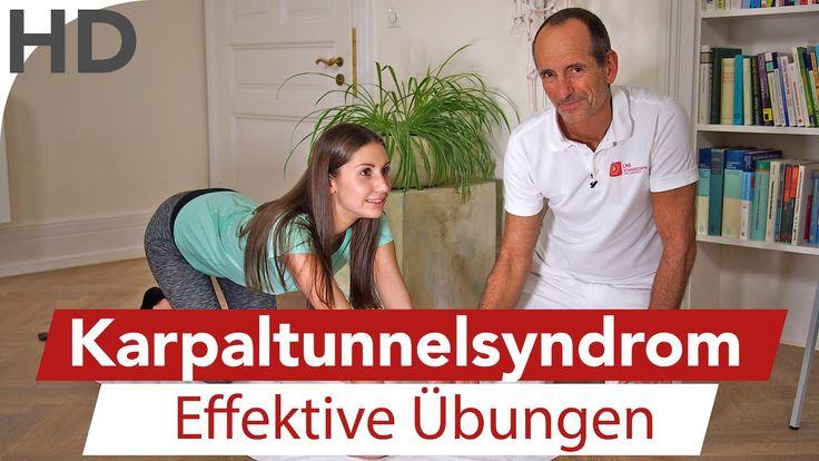Karpaltunnelsyndrom // Übungen gegen kribbelnde, taube, einschlafende Hände – Simona Schäffer