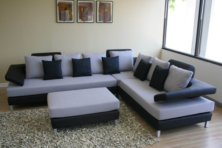 Home Design and Interior Design Gallery of Beautiful Modern Sectional Sofas