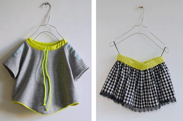 Vestitini e accessori come opere d'arte: Lieschen Mueller | PiccoliElfi