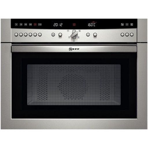 NEFF Combi Micro Oven   Thatu0027s Right. A Microwave, A Grill U0026 A Fan Oven.  All Combined Into One Appliance. With Intelligent Programs!