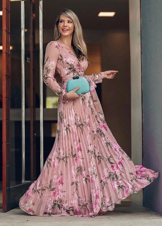 Boho style clothing, hippie fashion ideas for boho women