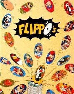 Speelgoed van Vroeger - FLIPPO'S!!! Ja ook ik spaarde ze! Ze zaten in de zakken Chips