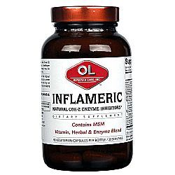 Zinc, copper, MSM, herbs and enzymes are all included in this anti-inflammatory blend to help regulate the body's inflammatory response.