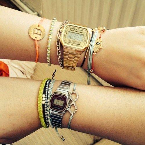 Bracelet casio vintage