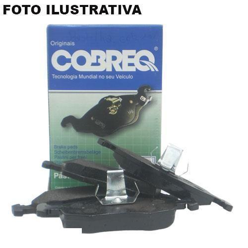 Pastilha De Freio-Cobreq-Chery Qq 1.1 - Shoptime.com