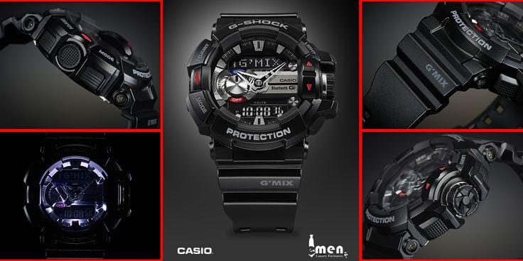 Casio Mens Watch G-Shock GBA-400-1AER : http://www.e-men.gr/casio-mens-watch-g-shock-gba-400-1aer-c_48-p_40101
