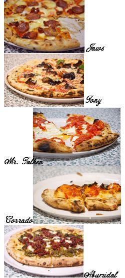 """Italian recipes...   Pizza ripiena Bonci style e """"Pizzaiolo per un giorno"""""""