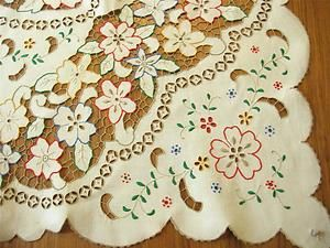 Madeira embroidery is the most intricate hand embroidery i've seen.