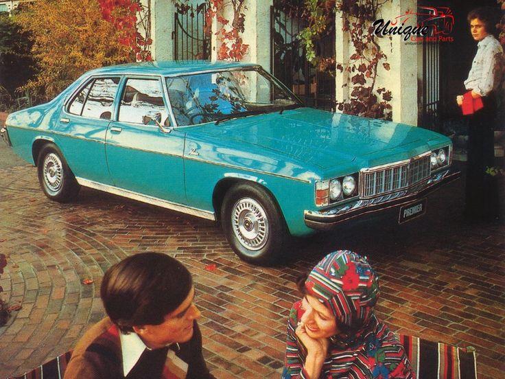 Holden HX Premier