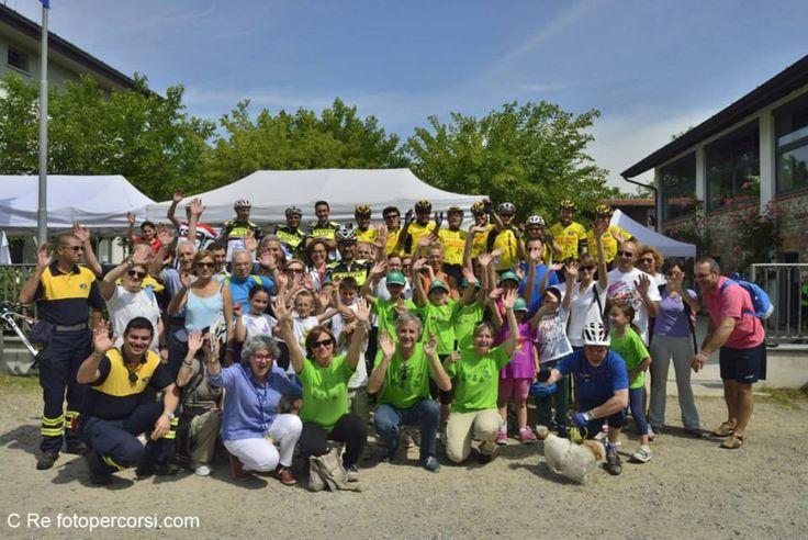 Durante la giornata europea dei parchi, maggio 2014