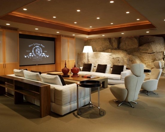Media Rooms Design. 211 best Home Cinema images on Pinterest   Home theaters