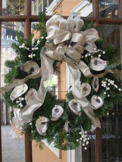 Christmas in Louisiana Wreath