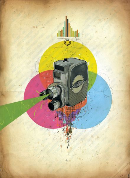"""I Dream of Analog"" by Blaine Fontana, want this for Jon's analog fortress..."