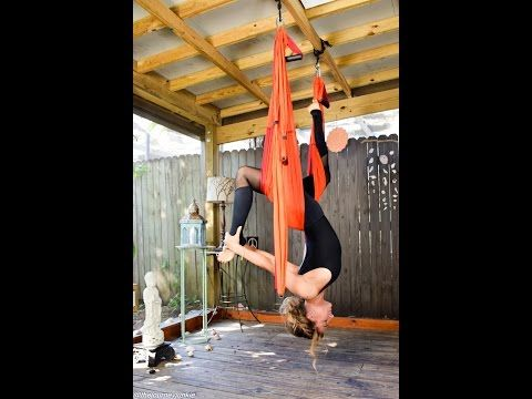1000 Images About Yoga Inversion Trapeze Swing Amp Hammock On Pinterest Back Pain Yoga And