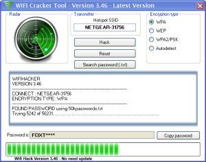 wifi cracker