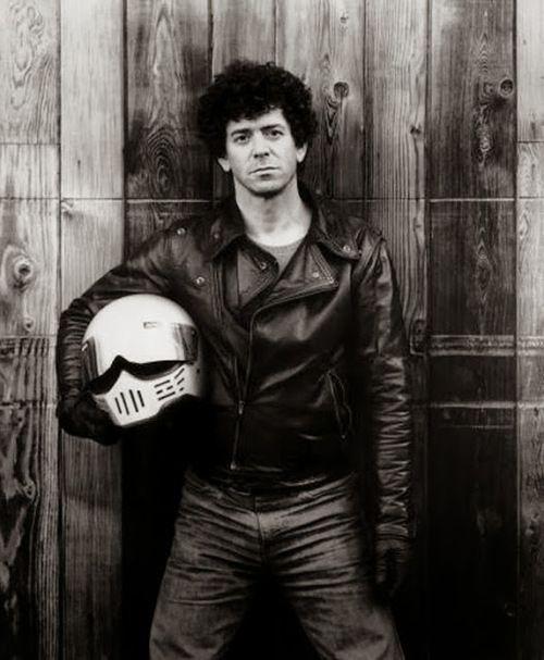 Lou. leather jacket. Simpson Bandit. Classic.