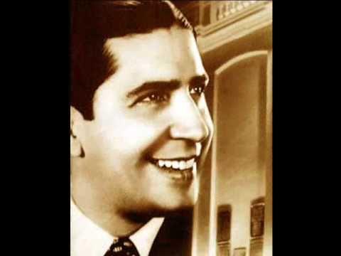 Carlos Gardel Esta Noche me Emborracho  TANGO