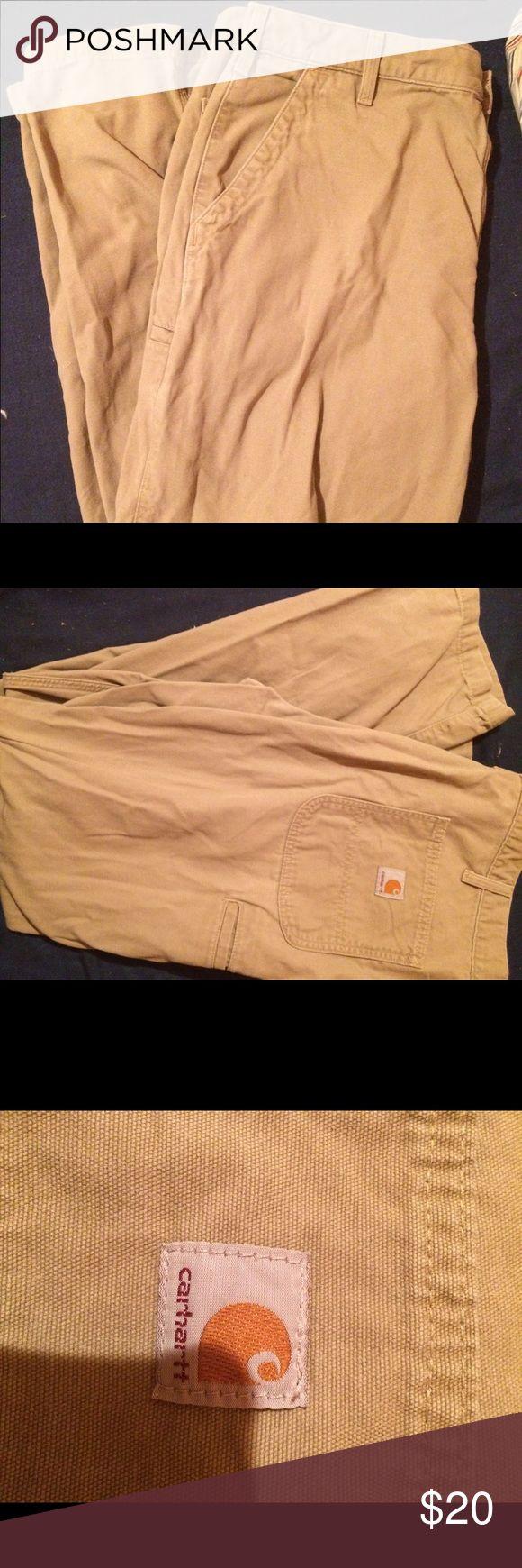 Carhartt pant Lightly worn Carhartt Pants Chinos & Khakis