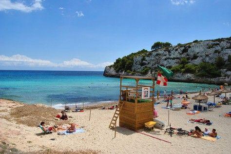 Playa S'Estany d' en Mas