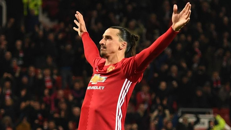 Video: Zlatan Ibrahimovic's 11 goals for United - Official Manchester United Website