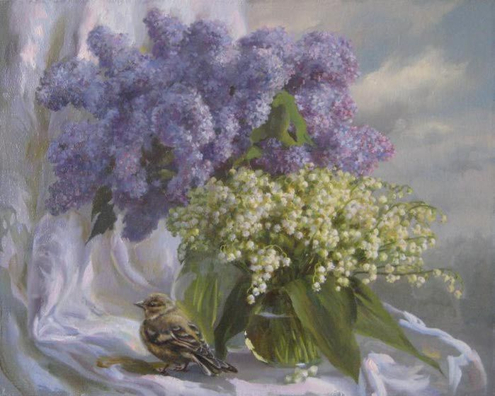 Catherine Kalinovskaja — Spring Is Сoming (699x560)