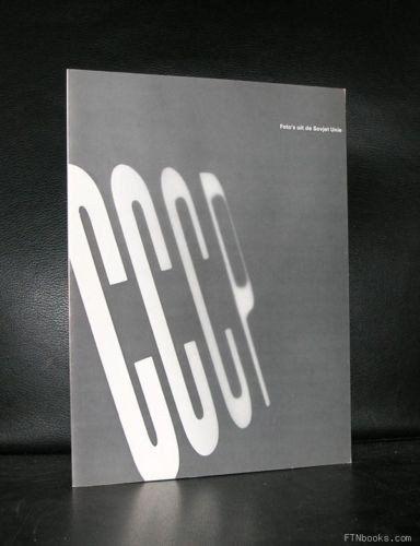 Stedelijk Museum # CCCP Foto's Sovjet Unie# Crouwel,1975