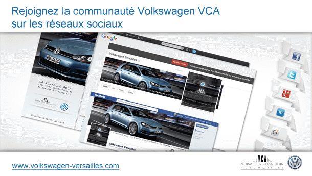 Rejoignez la communauté Volkswagen Versailles sur les réseaux sociaux. http://volkswagen-versailles.com/actualites-volkswagen-vca/5/rejoignez-la-communaute-volkswagen-versailles-sur-les-reseaux-sociaux