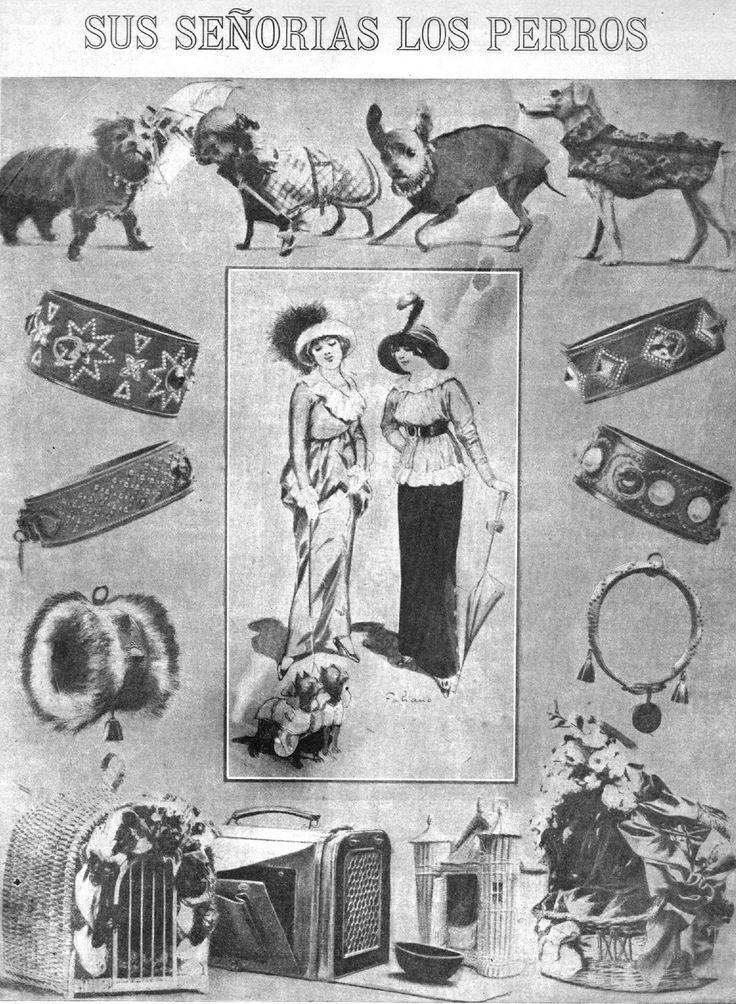 Historia de la Moda y los Tejidos: noviembre 2011