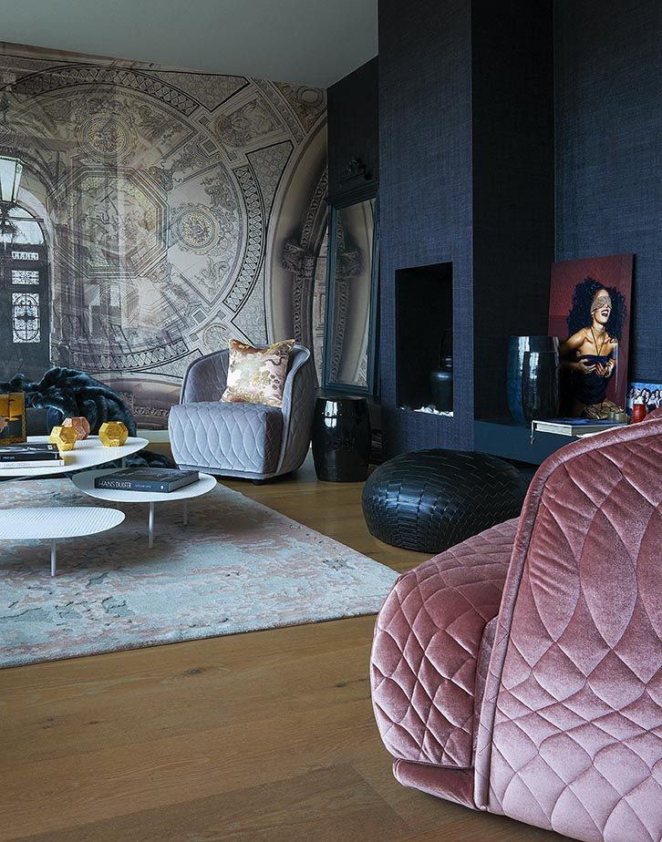 Stock Dutch Design Living Room Interior Design By Stock Dutch