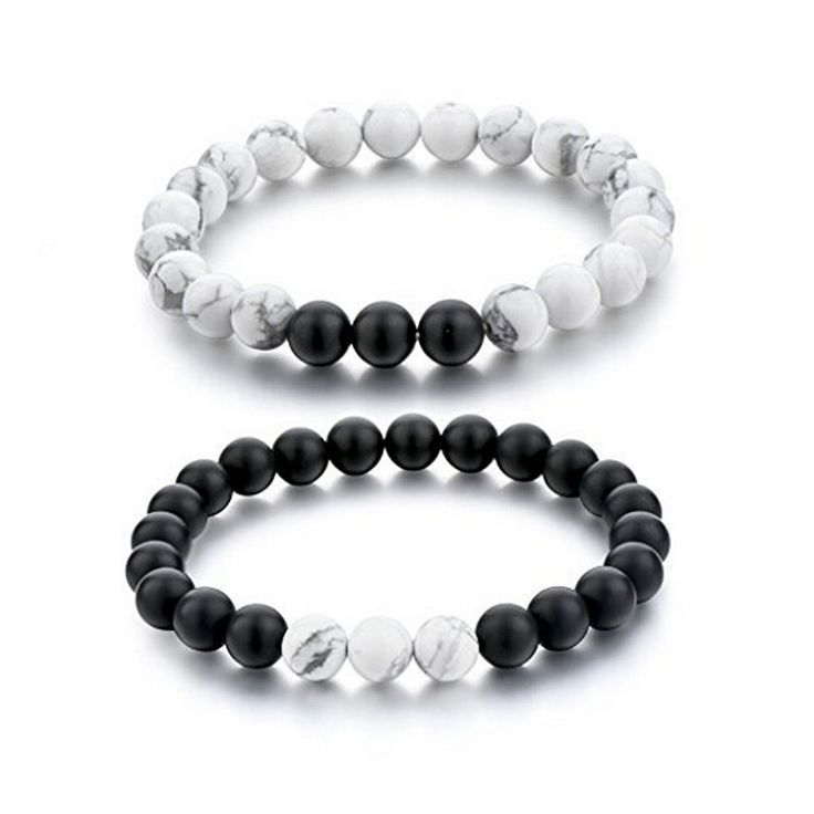 - They are called Distance Bracelets for allowing those apart to feel connected. Have this pair of friendship bracelets, feeling together no matter where you are & no matter how far with your lovers,