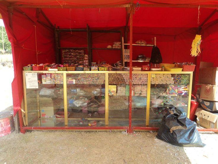 Proteccion Civil vigilará la venta de fuegos pirotecnicos en Salina Cruz