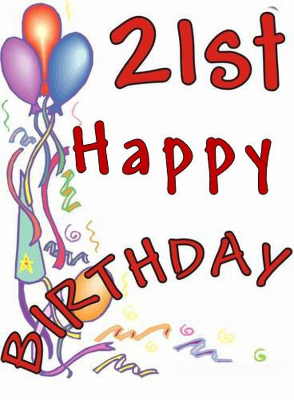 115 best Birthday ecards images – 21st Birthday E Cards