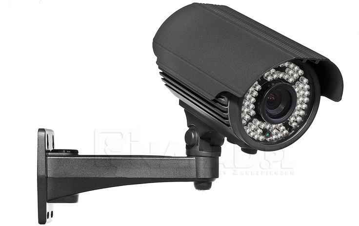 Kamera przemysłowa AT VI700E Przetwornik 1/3 SONY Effio 650/700 Regulowany obiektyw 4-9mm Funkcje: ATW AWB BLC AGC AES ATR NR HLC.   Dobra kamera VI700E z Effio do monitoringu 24h wyposażona została w mocny oświetlacz podczerwieni z systemem aż 72 diod IR LED. Wielość funkcji korekcji obrazu gwarantują przechwytywanie wysokiej jakości nagrań. Menu OSD zapewni szbką konfigurację i komfort pracy z urządzeniem. Wytrzymała obudowa pozwala na niezakłóconą pracę. Zobacz inne kamery…