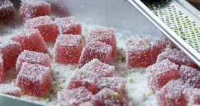 Ζελεδάκια φράουλας