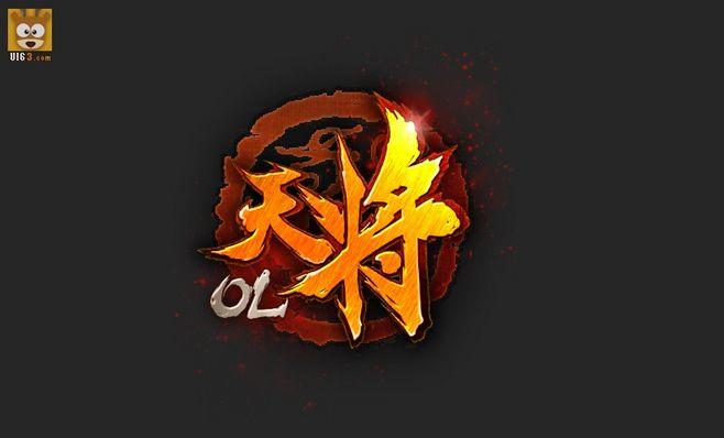 写实类游戏logo