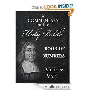 matthew poole bible commentary pdf