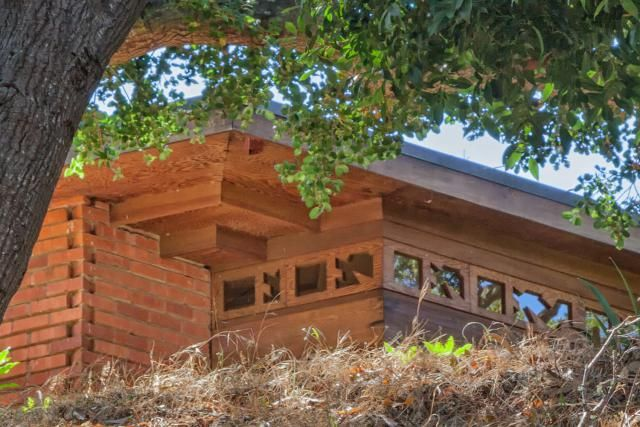 17 best images about frank lloyd wright usonian homes on for Frank lloyd wright california