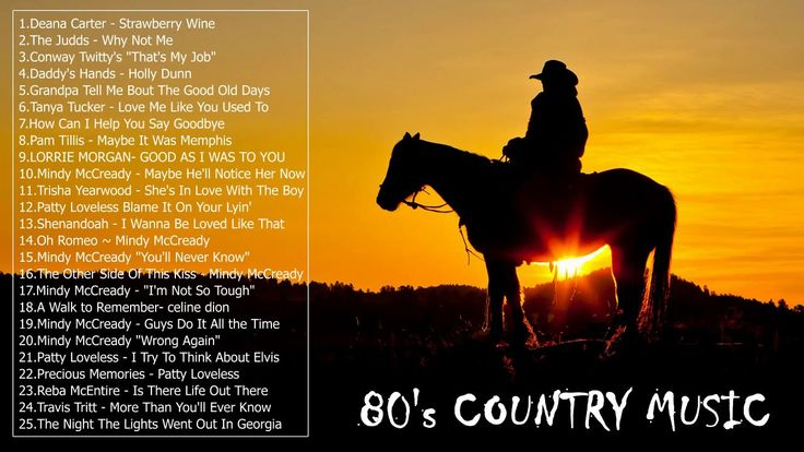 80's Country Music Hits Playlist 2017 - Older Country Music 80s and 90s