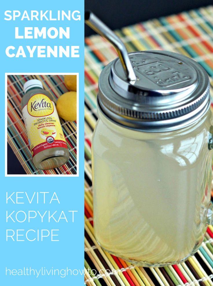 Kevita Drink Recipe